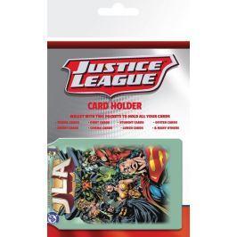 DC Comics Liga Sprawiedliwości - Okładki na Dokumenty i Karty