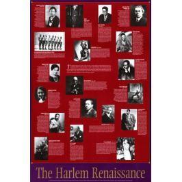 The Harlem Renaissance - Nowy Jork - plakat
