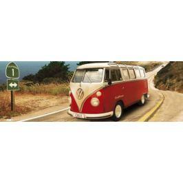 Volkswagen Californian Camper route one - plakat