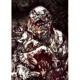 Legends of Bedlam - Abomination, Warcraft - plakat