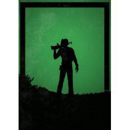 Dawn of Heroes - Nathan Drake, Uncharted - plakat
