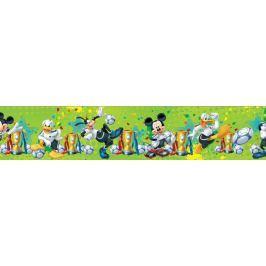 Bord Myszka Miki Donald i Pluto Pasek Mickey