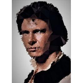 POLYamory - Han Solo, Gwiezdne Wojny Star Wars - plakat