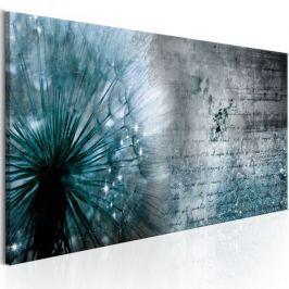 Obraz - Niebieski dmuchawiec