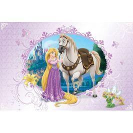 Fototapeta Princess Księżniczki 535VE Disney ROSZPUNKA