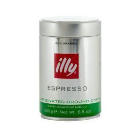 Illy Espresso Decaffeinato - Kawa mielona bezkofeinowa