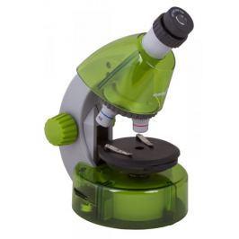 Mikroskop Levenhuk LabZZ M101 limonka #M1