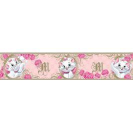 Pasek dekoracyjny Kotka Marie Border z kotkami