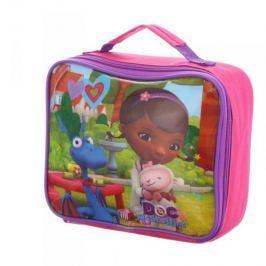 Doc McStuffin z owieczką na rękach Lunch Box Dla Dzieci termiczna lodówka do szkoły, przedszkola na wycieczki