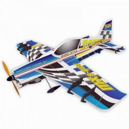 MXS-804 Vector ARF Racing Blue - Samolot Hacker Model