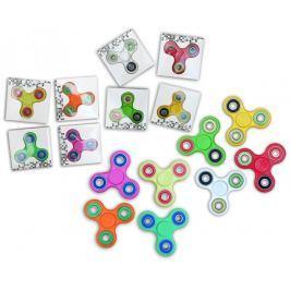 Fidget Spinner - zabawka zręcznościowa - losowy wzór