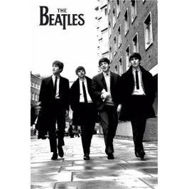 The Beatles w Londynie - plakat