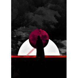 Sol Lunaris - Darth Vader, Gwiezdne Wojny Star Wars - plakat