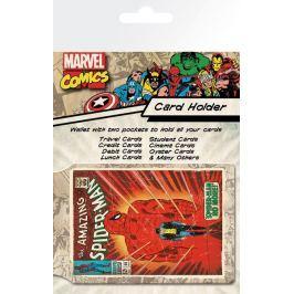 Marvel Spiderman Retro - Okładki na Dokumenty i Karty