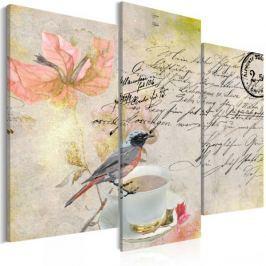 Obraz - List z przeszłości