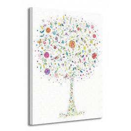 Enchanted Tree - Obraz na płótnie