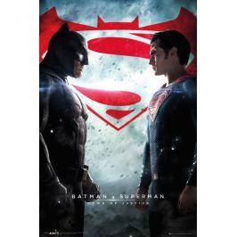 Batman v Superman Key Art - plakat