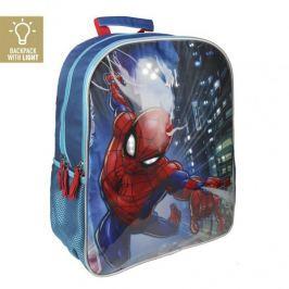 Plecak Spiderman ze światłami LED 41 cm