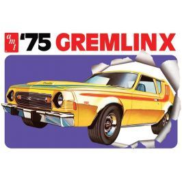 Model Plastikowy Do Sklejania AMT (USA) - 1975 Gremlin