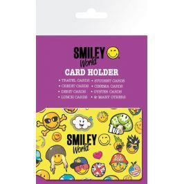 Smiley World Uśmiech - Okładki na Dokumenty i Karty