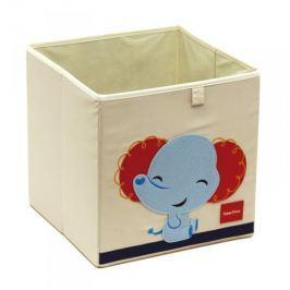 Pudełko na zabawki Fisher Price SŁOŃ