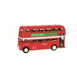 Autobus piętrowy z napędem