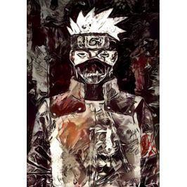 Legends of Bedlam - Kakashi, Naruto - plakat