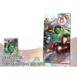 Ręcznik plażowy / kąpielowy Avengers