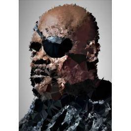 POLYamory - Nick Fury, Marvel - plakat