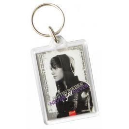 Brelok do kluczy akrylowy Justin Bieber (Never Say Never)