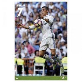 Plakat Ronaldo Real Madryt