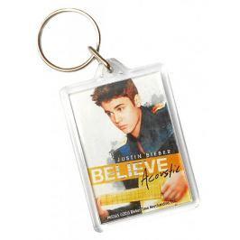 Brelok do kluczy akrylowy Justin Bieber (Acoustic)