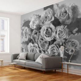 Fototapeta - A dozen roses