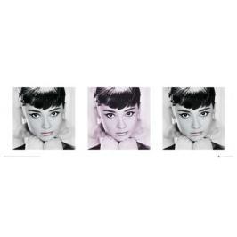 Audrey Hepburn Lips - plakat