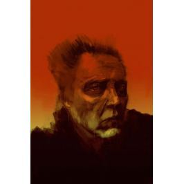 Christopher Walken - plakat premium