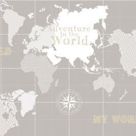 Tapeta Mapa Favola 3221