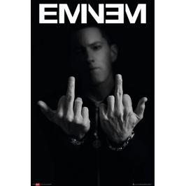 Eminem Finger - plakat