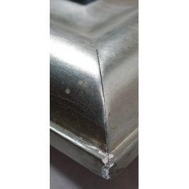 Lustro wiszące Jack60x120 srebrny outlet