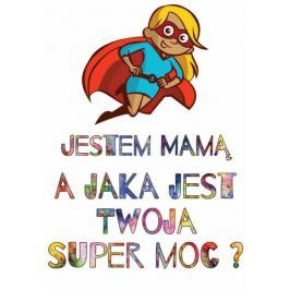 Super mama - plakat