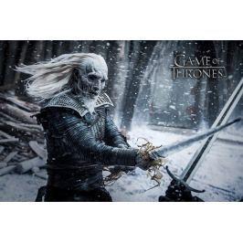 Gra o tron White Walker - plakat