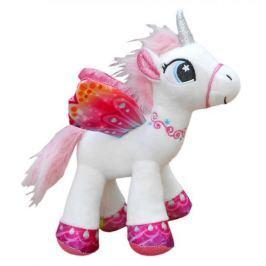 Maskotka Jednorożec - biało różowy