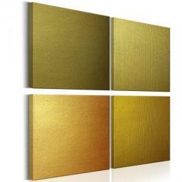 Obraz malowany - Złoty kwartet