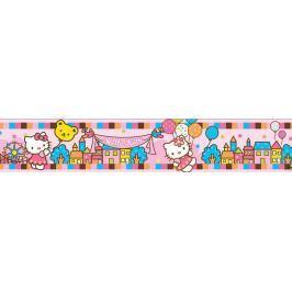 Border Pasek dekoracyjny Hello Kitty Party