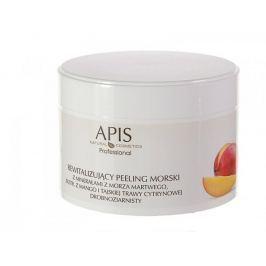 APIS Rewitalizujący peeling morski z ekstr. z mango i trawy cytrynowej