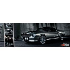 Ford Mustang Shelby GT 500 - plakat