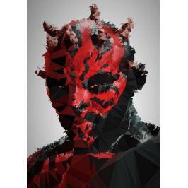 POLYamory - Darth Maul, Gwiezdne Wojny Star Wars - plakat