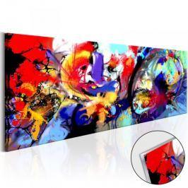 Obraz na szkle akrylowym - Kolorowa immersja [Glass]