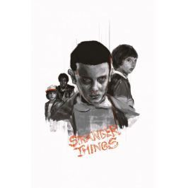 Stranger Things - plakat premium