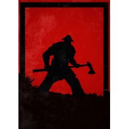 For Honor - Raider - plakat