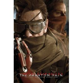 Metal Gear Solid V The Phantom Pain - plakat